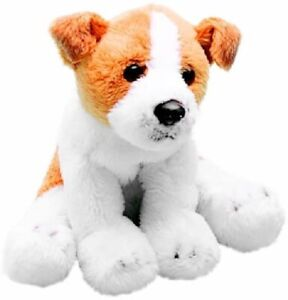 Suki 12005 Jack Russell Dog 5 7/8in Cuddly Toy Collection Suki Classic