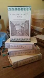 Alessandro-Manzoni-Lettere