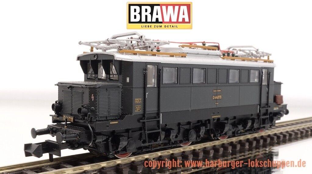 N-BRAWA 63101 Elektrolok BR e44 GRIGIO DRG epoca: II Digital & Sound