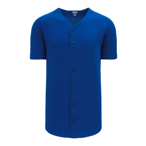 Athletic Knit BA5200A Full Button Baseball Jerseys