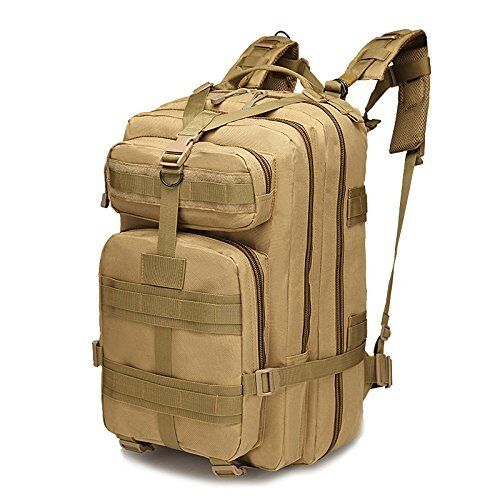 20L Outdoor Neutral Adjustable Military Tactic Backpack Rucksacks Hiking h1