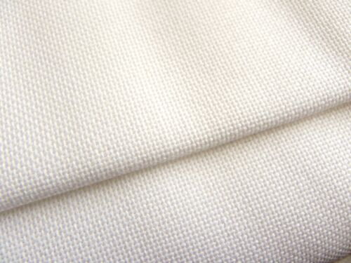 Antique White 25 count Zweigart Lugana evenweave fabric 50 x 70 cm