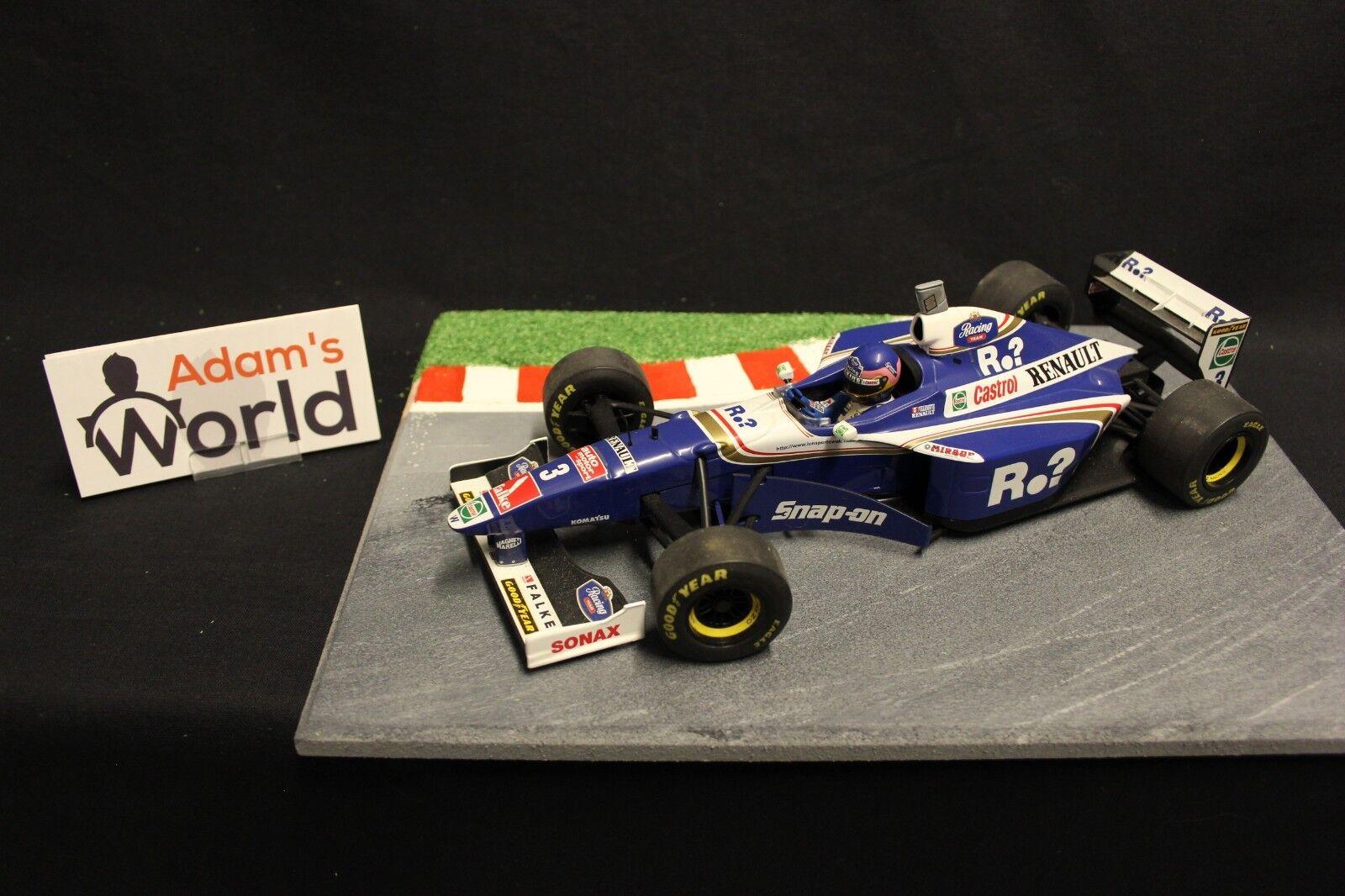 Minichamps Williams Renault FW19 1997 1:18  3 Jacques Villeneuve  CAN   F1NB