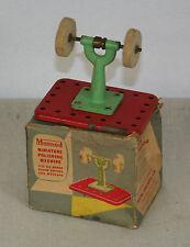 MAMOD -- Touret de polissage pour machine à vapeur