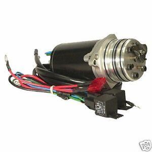 Details about Tilt Power Trim Motor Pump MERCURY 40-220 HP 1985-1992 99186  99186-1 99186T 6278
