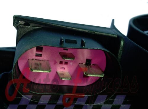 Volkswagen Radiator Cooling Fan Dual Assembly Fit VW Passat Jetta Eos Gen 5 Audi