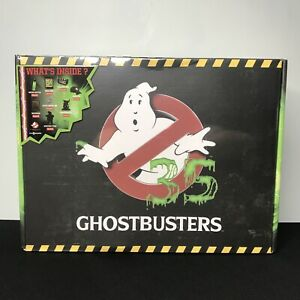 GameStop Exclusive Culturefly Ghostbusters 35th Anniversary Collector's Box