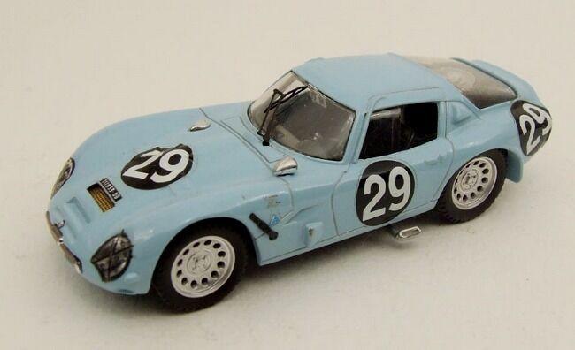Best model bes9141-alfa romeo tz2 monza 1969 no. 29 - 1 43
