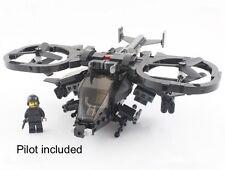 Lego MOC custom AT-99 AVATAR Scorpion Gunship RDA Pandora Attack Helicopter