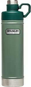Stanley 25oz Vacuum Insulated Water Bottle, Hammertone Green