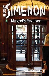 Maigret-039-s-revolver-Inspector-maigret-40-by-simenon-Georges-paperback