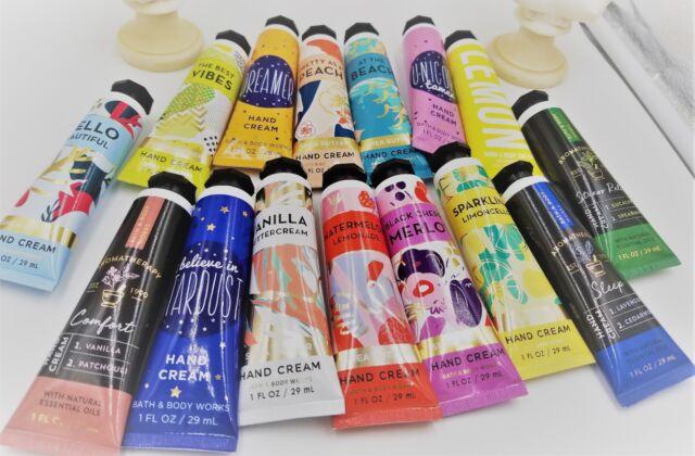 Bath And Body Works Ultra Karité Bolsillo Mano Lociones & Titulares Nuevas aromas en Venta!
