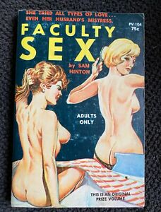 faculty-sex-VINTAGE-lesbian-student-SLEAZE-PAPERBACK-mid-century-erotica-1960s