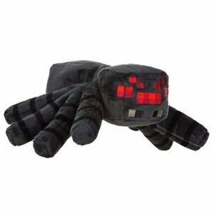 Cute Minecraft Animal Patterns Plush Soft Toys Stuffed Doll Plush Minecraft Spid