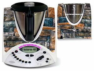 Thermomix Sticker Decal             (Code: Textures_46)
