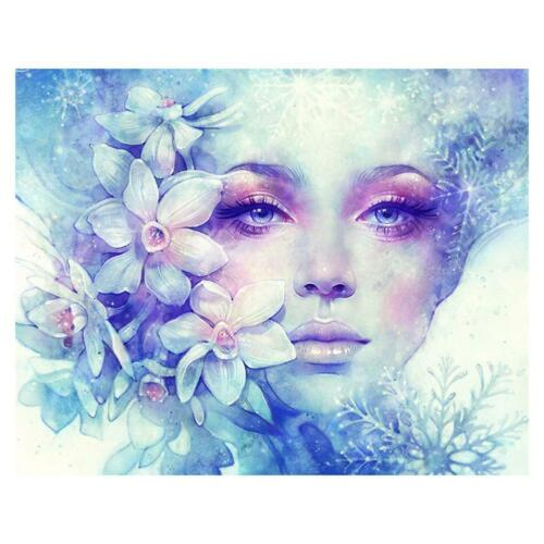 5D DIY Full Drill Diamond Painting Nature Cross Stitch Kits Home Wall Decor