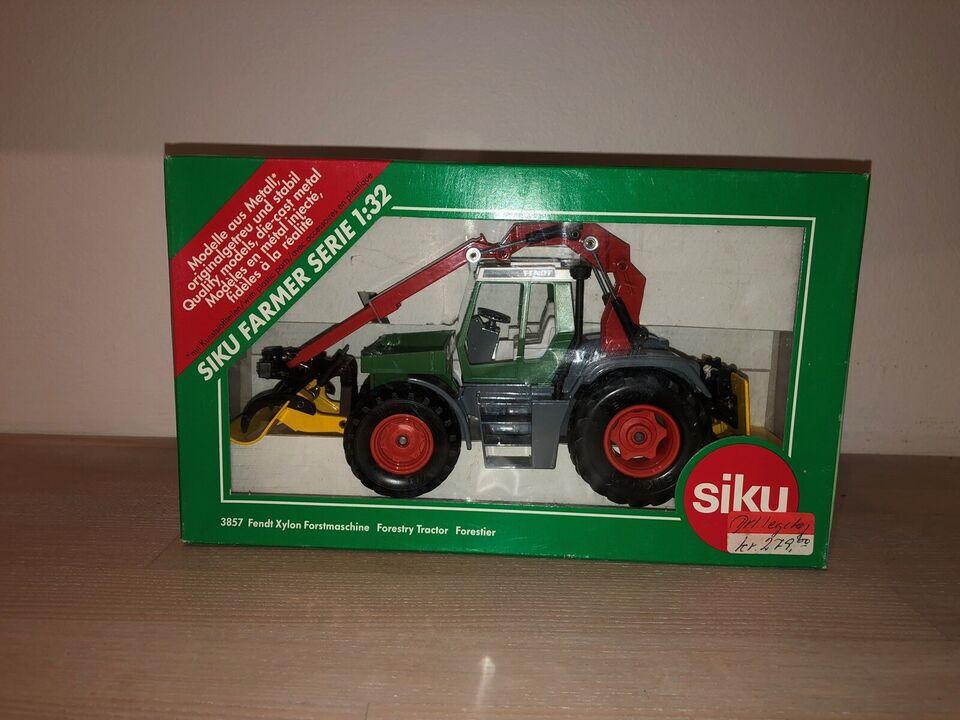 Landbrugsmaskiner, Siku