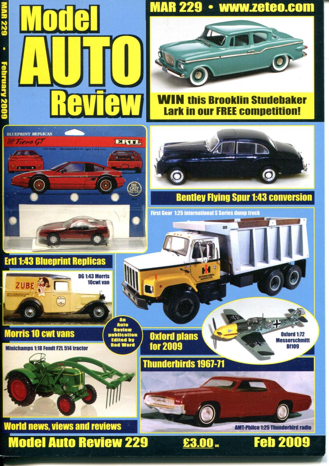 modello  AUTO REVIEW (MAR) Magazine (2009) specialee Bundle Offer - 9 nuovo ISSUES   vendite calde