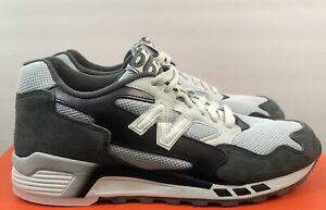 projector Excerpt Awareness  New Balance 660 Men's White Gray Black Suede Running Shoe's ML660SNC SZ 7 |  eBay