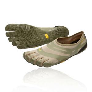 Vibram V-Train Five Fingers Barefoot Feel Grip Training Gym Shoes Trainers Black
