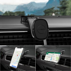360° Rotation Clip Car Air Vent Mount Magnetic Holder Stand For Universal Phone