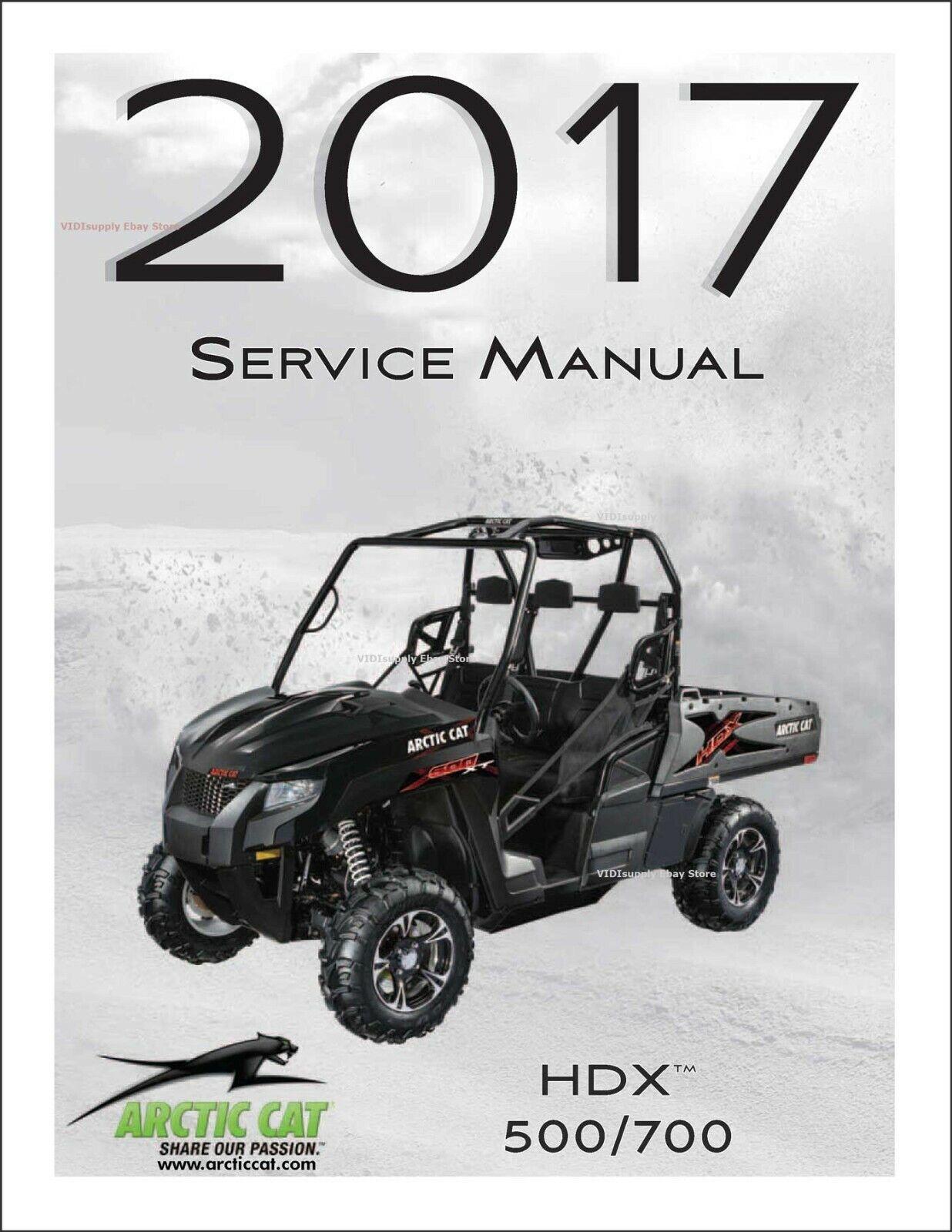 Automotive Parts & Accessories 2011 ARCTIC CAT PROWLER HDX ROV ...