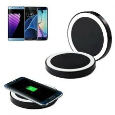 Qi Wireless Power Charger Charging Pad For Samsung Galaxy Note 7New A