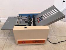 Dyna Fold De 202af Automatic Paper Folding Machine Untested