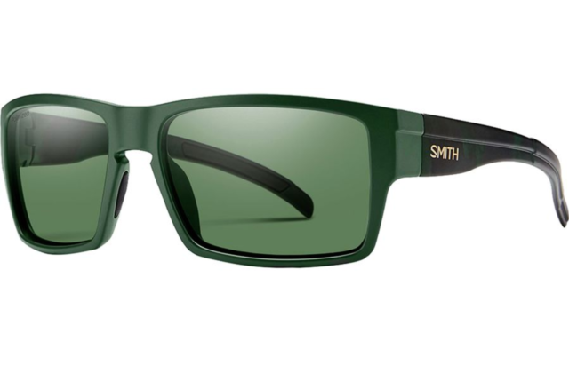 d56a10a505 NEW Smith Outlier XL Sunglasses-Matte Olive-Chromapop Polarized-SAME DAY  SHIP!