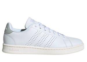 Chaussures pour Femmes adidas Advantage 7683 Baskets de Sport Blanc
