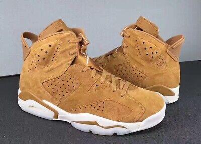 Nike Air Jordan 6 Retro Wheat Brown