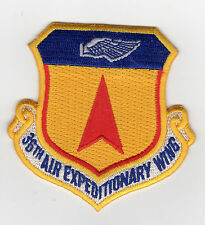 36th Air Expeditionary Wing BC Patch Cat. No. C6301