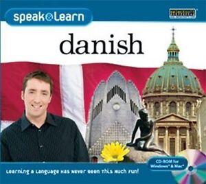 Speak-amp-Learn-Danish-Win-XP-Vista-7-8-10-MAC-Brand-New-Easy-Way-to-Learn
