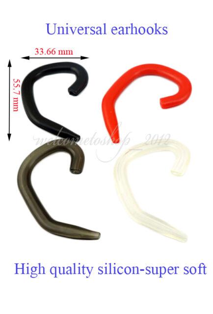 2pcs Earhooks ear loop hook for most earphones headphones Headset