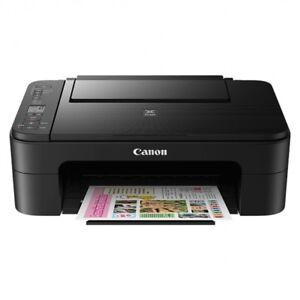 Impresora canon Multifuncion Pixma Ts3150 negra