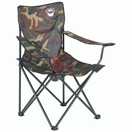 Chair camping towel military cm 83x53x90 h fishing hunting picnic