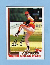 1982 Topps NOLAN RYAN HOF Houston Astros #90 Baseball Card - MAKE OFFER