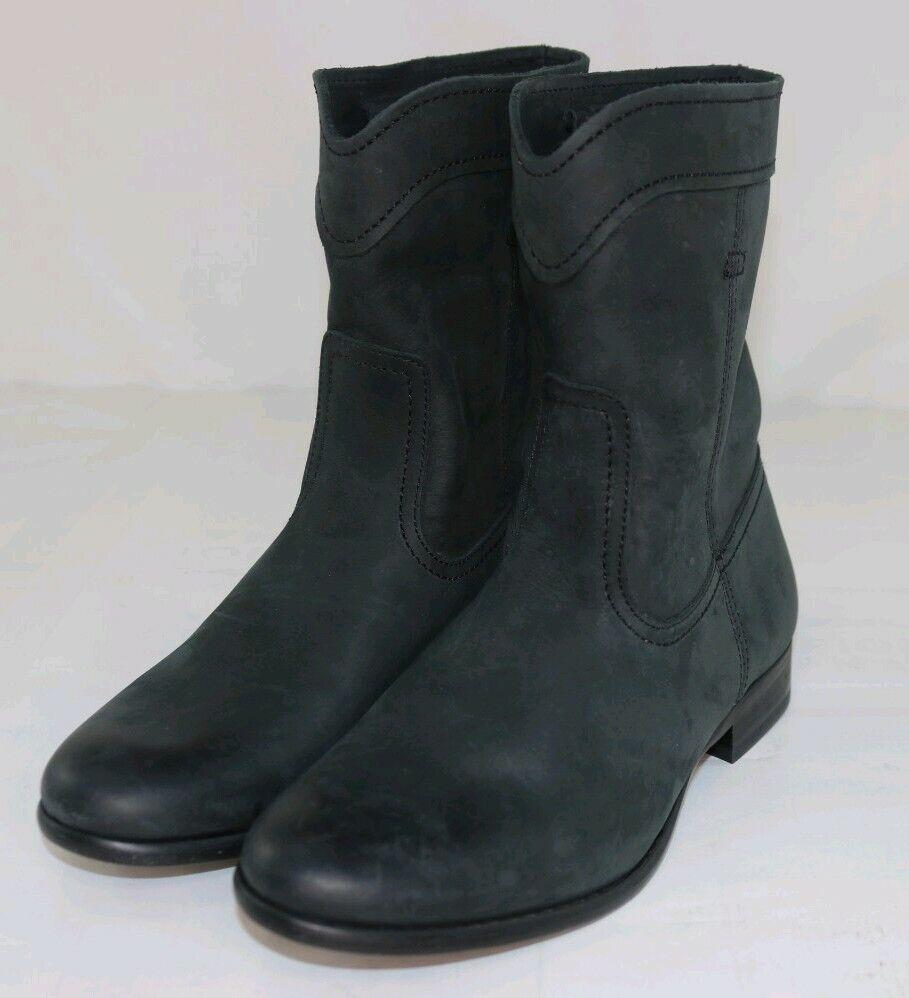 Brand Brand Brand New Frye Shortie Boots Size 9 Black 057abe