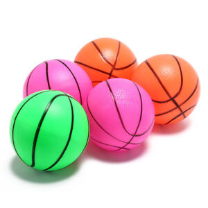 16cm-inflatable-basketball-volleyball-beach-ball-kids-sports-toy-random-color-X