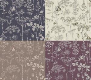 Arthouse-Town-amp-Country-Meadow-Floral-10m-Wallpaper-4-Colours
