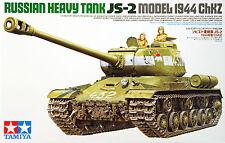 Tamiya 35289 Russian Heavy Tank Js-2 Model 1944 ChKZ 1/35 Scale Kit