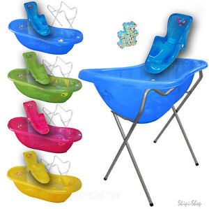 aqua wanne st nder badewanne babywanne babybadewanne thermometer st nd ws a1 ebay. Black Bedroom Furniture Sets. Home Design Ideas
