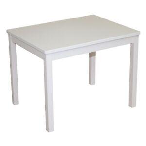 Roba-Kids-Kindertisch-aus-Holz-weis-lackiert-51-x-66-x-50-cm-TOP