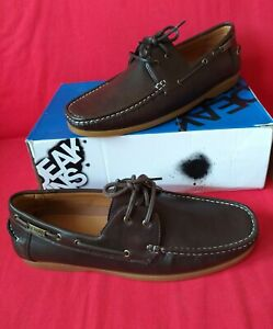 mens loafers size 12 Brown SALE RRP