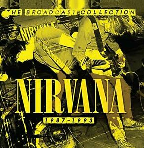 NIRVANA - BROADCAST COLLECTION 1987-1993 (5CD-SET)  5 CD NEU