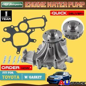 Water-Pump-for-Toyota-Hilux-KUN16R-KUN26R-05-13-3-0L-Turbo-Diesel-16100-39485