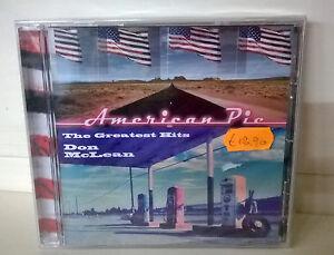 Don-McLean-American-Pie-Greatest-Hits-CD-Nuovo-Sigillato