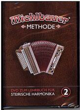 Steirische Harmonika : Michlbauer Methode 2 - DVD zum Lehrbuch
