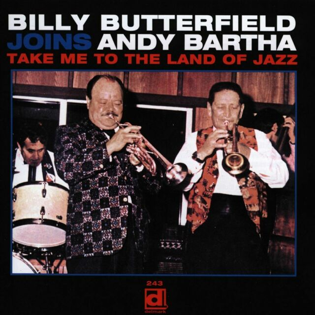Billy Joins Bartha - Take Me to the Land of Jazz
