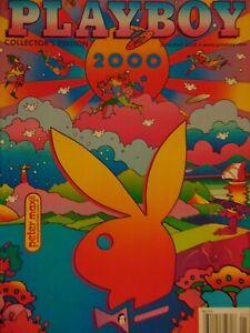 Playboy-January-2000-Collector-039-s-Edition-Carol-amp-Darlene-Bernaola-8381